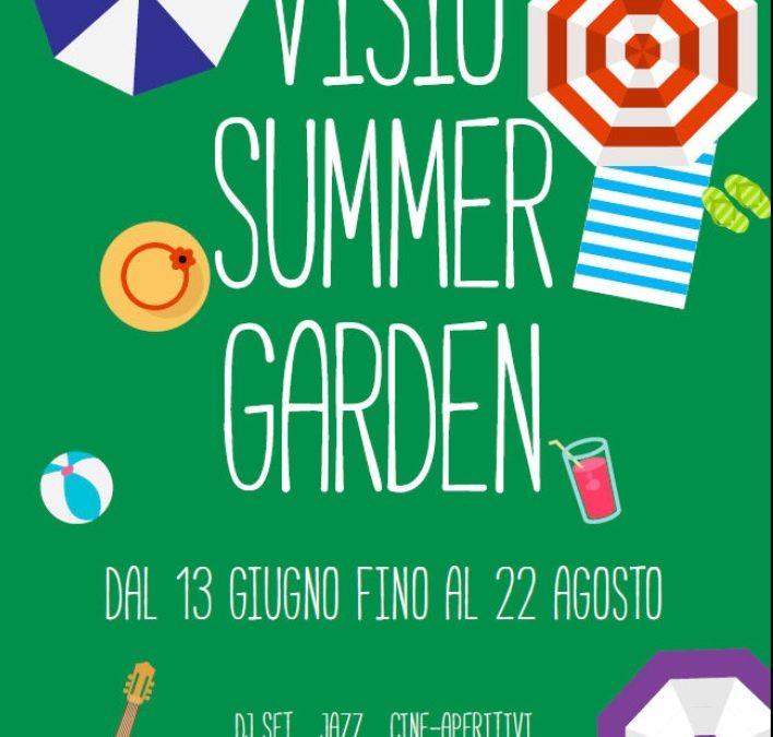 Visio Summer Garden 2018