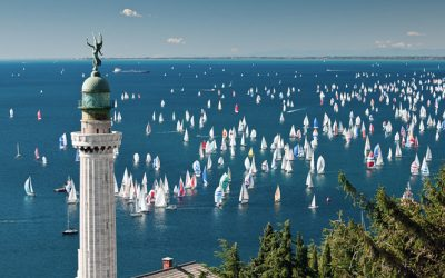 Barcolana: a Trieste regata festeggia 50 anni !